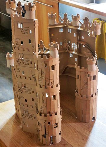 chateau-fort-carton