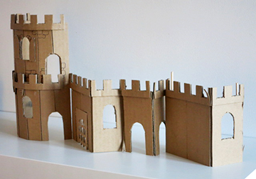 chateau-fort-maquette