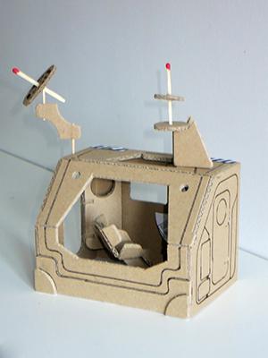 maquette-navette-spatiale