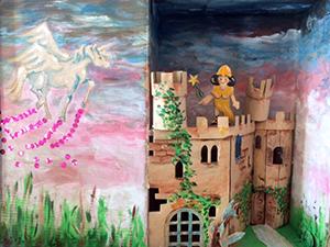 princesse-dans-chateau